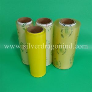 PVC Film with Best Fresh Brand for Food Cling pictures & photos