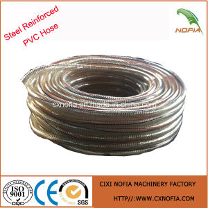 Steel Reinforced PVC Hose pictures & photos