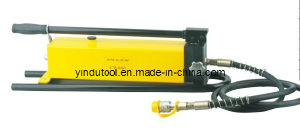 Super Big Oil Capacity Hydraulic Hand Pump (CP-800) pictures & photos