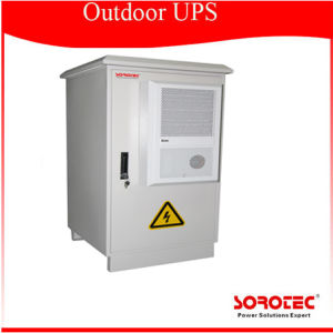1kVA to 10kvahigh Efficiency Outdoor UPS Hw9110e pictures & photos
