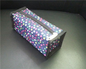 Nylon Pencil Bag with Whole Printing (PB4006)