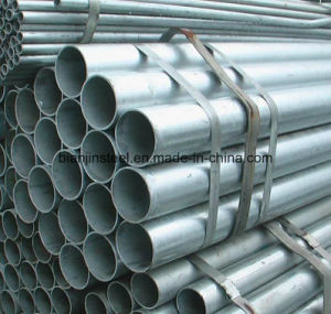 Construction Using Dn25 High Quality Galvanized Pipe pictures & photos