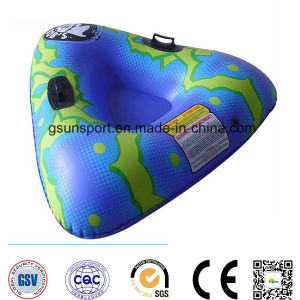 Winter Sport Toy Inflatable Snow Ski Sled Snow Tube pictures & photos
