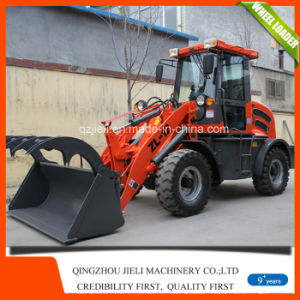 Zl12 Snow Bucket Mini /Small Wheel Loader Zl12 with Ce pictures & photos