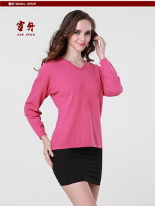 Fation Yak Wool / Cashmere / Knitted Wool Sweaters/Clothing/Textile/Fabric pictures & photos