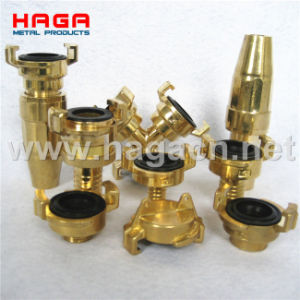 Brass Geka Coupling pictures & photos