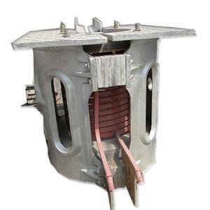 0.5ton Cast Iron Melting Electric Furnace