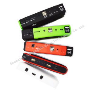 Emergency Car Battery Car Jump Starter Power for Cars/Cellphones/Laptops pictures & photos