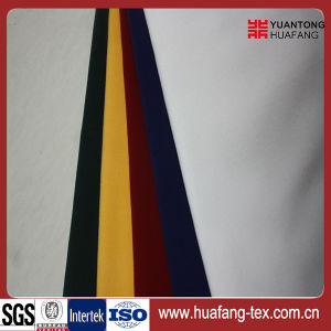 100% Polyester Fabric 58/59′′ White&Dyed (HFPOLY) pictures & photos