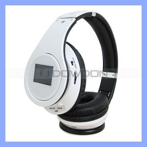 Wireless Sports Headphone Support FM Radio Sports MP3 Player (MP3 Player-145) pictures & photos