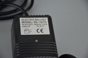16W 4pin UV Lamp Electronic Ballast with Ce Approved for Water Treatment pictures & photos