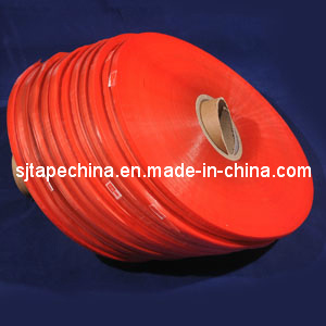 Bag Sealing Tape, Colored Filmic Sealing Tape, Re-Sealable Adhesive Tape (PE-R08) pictures & photos