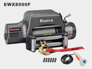 Runva-Ewx8000 Electric Winch 12V/24V 8000lb