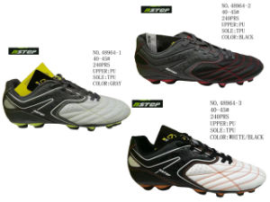 No. 48964 Men Football Stock Shoes pictures & photos