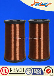 200 Polyesterimide Enameled Round Copper Wire Overcoated with Polyamide pictures & photos