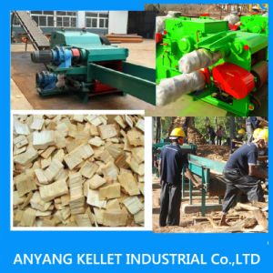 Wood Shredders for Power Plants