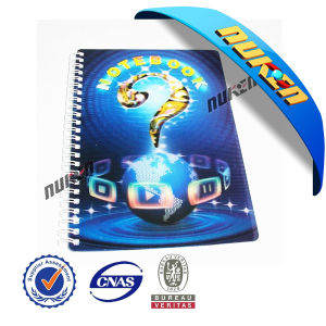 Professional Custom Newest Style 3D Cover Diary pictures & photos