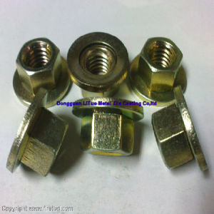 Precision CNC Lathe Aluminum Die Casting Part pictures & photos
