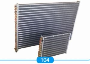 Air Cooler Finned Copper Tube Condenser pictures & photos