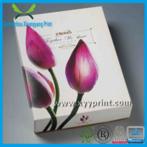 Custom Luxury Cosmetic Packaging Box for Cosmetic pictures & photos