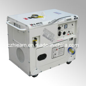 5kw Portable Super Silent Petrol Gasoline Generator (GG6500SE) pictures & photos