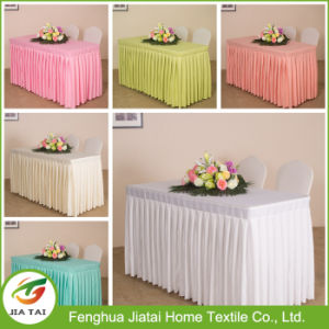 Wedding Decoration Table Cloth Custom Party Table Cloth pictures & photos