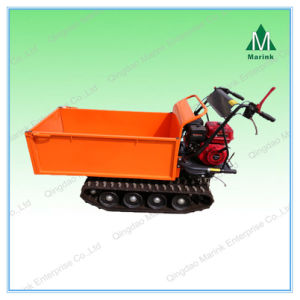 Muck Truck Mini Dumper with Petrol Engine Ce (MAR-500B) pictures & photos