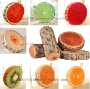 Stuffed Soft Neck Fruit Pillow/Car Pillow for Travel pictures & photos