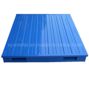 Steel Structure Metal Pallet for Distribution Centers pictures & photos