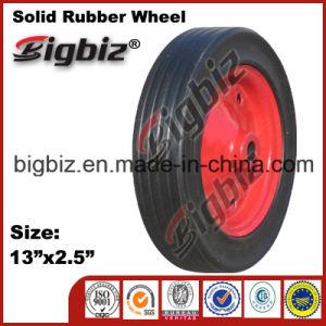 Pneumatic Rubber Wheel for Wheelbarrow 4.80/4.00-8 pictures & photos