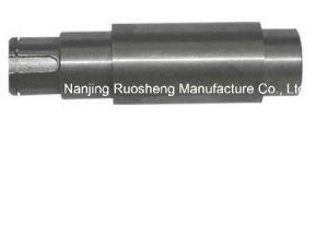 Stainless Steel Machined Eccentric Shaft for Auto Parts