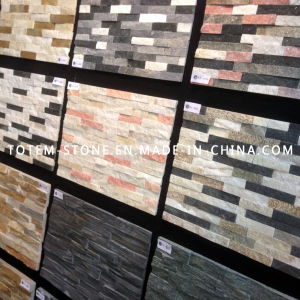 Natural Stone Culture Slate Tile for Roofing / Wall Cladding / Flooring pictures & photos