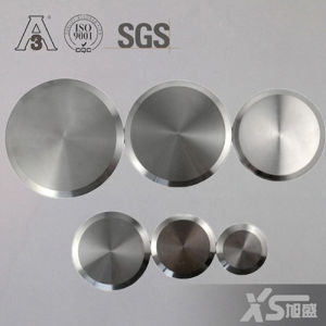 Stainless Steel Sanitary Triclamp Blank Cap pictures & photos