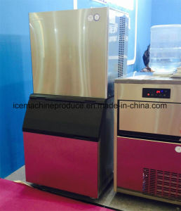 43 Degrees Ambinet Temperature Designed 500kgs Ice Machine pictures & photos