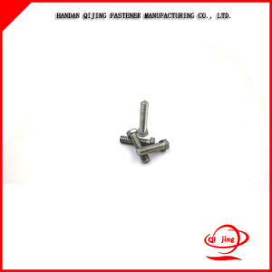 High Quality Stainless Steel Hex Bolt Hex Head Bolt pictures & photos