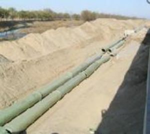 GRP Pipe, High Strength Corrosion-Resistant Durable Professional Manufacturer FRP Pipe pictures & photos