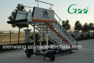 Aviation Airport Manual Passenger Stairs pictures & photos