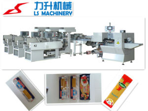 Automatic Weighing Spaghetti Noodle and Pasta Packing Machine pictures & photos