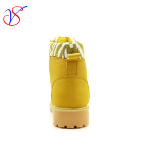2017 New Injection Men Women Safety Working Work Boots Shoes (SVWK-1609-009 TAN) pictures & photos