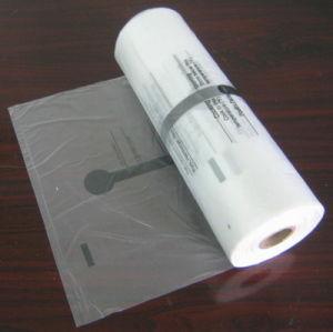 HDPE Transparent Printed Plastic Freezer Bag pictures & photos