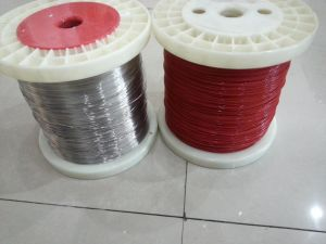Red FEP Insulated of Pure Ni Wire pictures & photos
