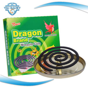 Black Mosquito Coil Pest Control/China Black Micro Smoke Mosquito Repllent Coil with MSDS Report/Smokeless Black Mosquito Coil with Factory Price pictures & photos
