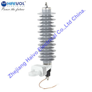 Polymeric Housed Metal-Oxide Surge Arrester without GAPS (YH10W-24) pictures & photos