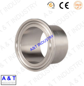 Various Types of JIS316L Ferrule Sanitary Pipe Fitting pictures & photos