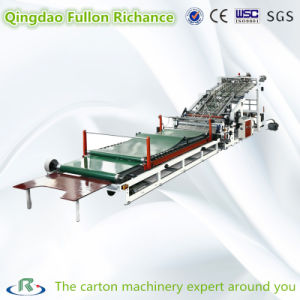 High Speed Automatic Glue Laminating Machine pictures & photos