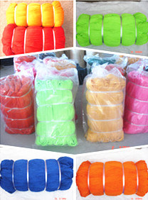 Various Colors of Nylon Multifilament Nets pictures & photos