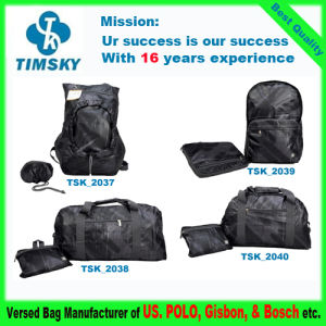Promotion Folding Bag for Travel, Outdoor, Promotional, Hikinging, Sport