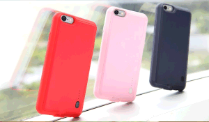 Wholesale Product 2016 Wireless Special Design Power Battery Case for iPhone 6 Plus pictures & photos