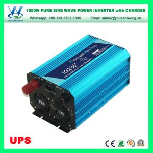Queenswing 1000W UPS Pure Sine Wave Inverter with Charger (QW-P1000UPS) pictures & photos