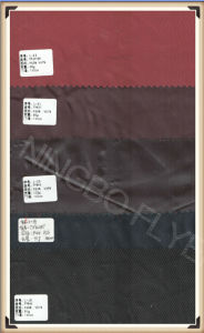 Poly-Viscose Yarn Dyed Lining Fabric for Apparel